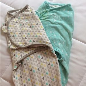 SwaddleMe size small
